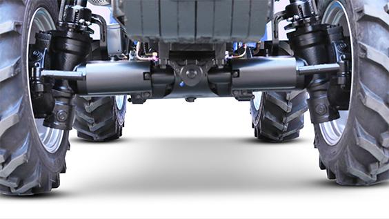 Lovol Traktor M504 Allradantrieb
