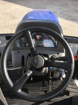 Lovol Traktor M504 Kabine