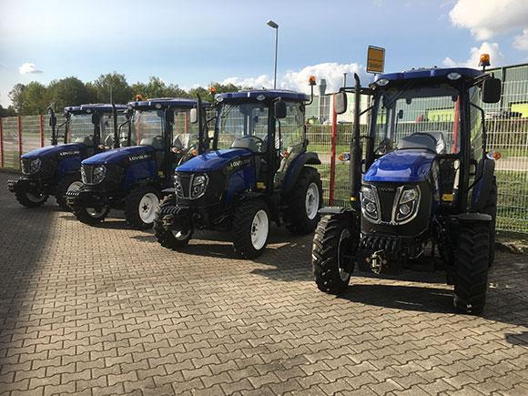 Lovol Traktoren diverse Modelle