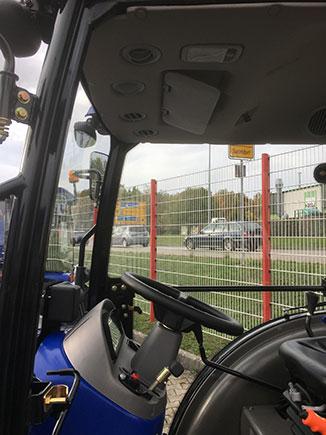 Lovol Traktor M254 Kabine