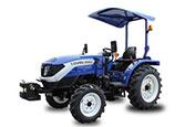 Lovol Traktor M254 mit Bügel freigestellt