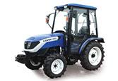 Lovol Traktor M254 mit Kabine freigestellt