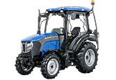Lovol Traktor M504 Kabine freigestellt